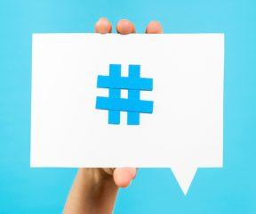 تاثیر هشتگ بر شبکه های اجتماعی