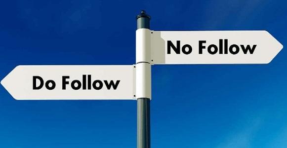 link dofollow and nofollow