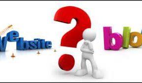 فرق بین وبلاگ و وب سایت چیست؟