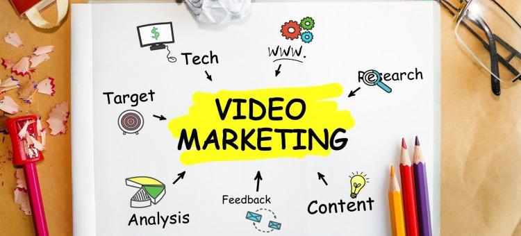 بازاریابی از روش ویدیو (Video Marketing)
