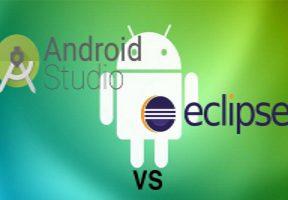 اندروید استودیو Android Studio واکلیپس Eclipse چیست؟