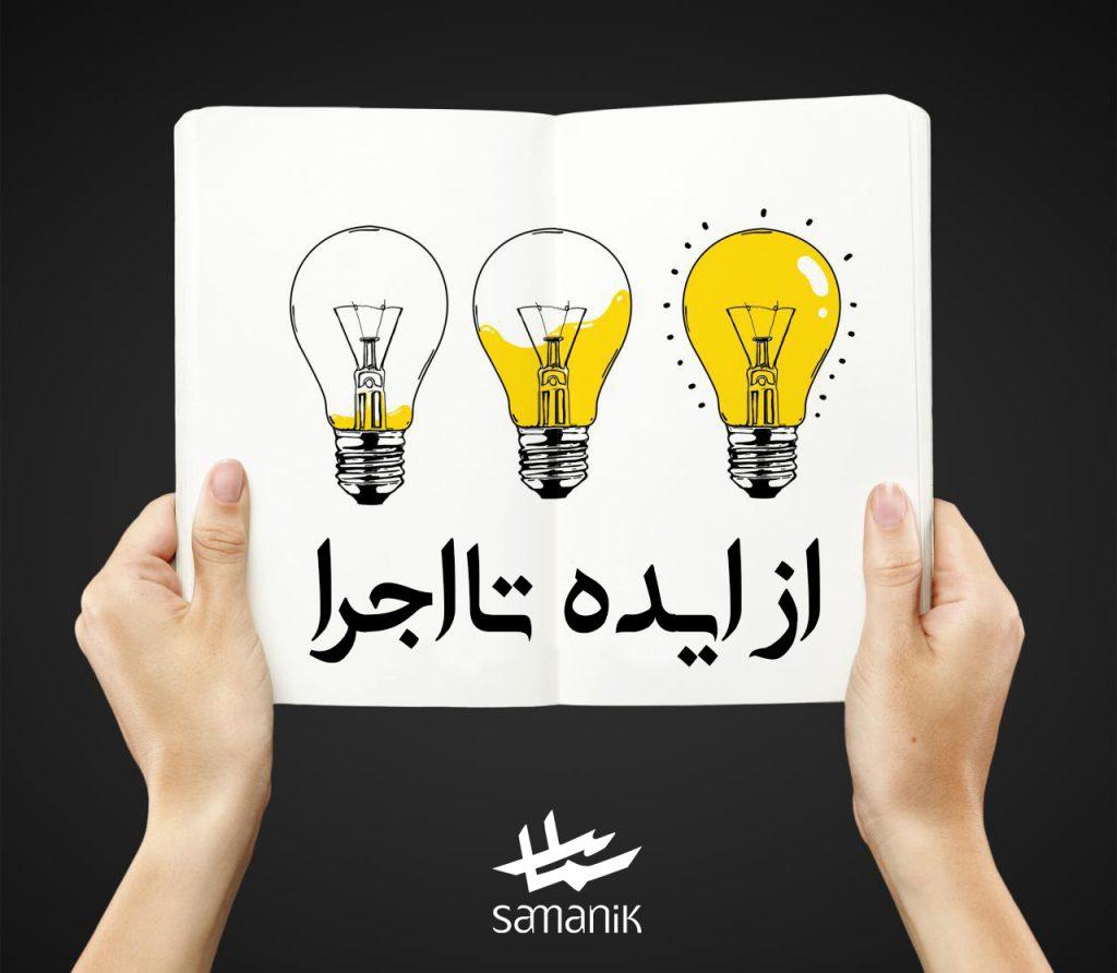 از ایده تا اجرا در جذب سرمایه گذار